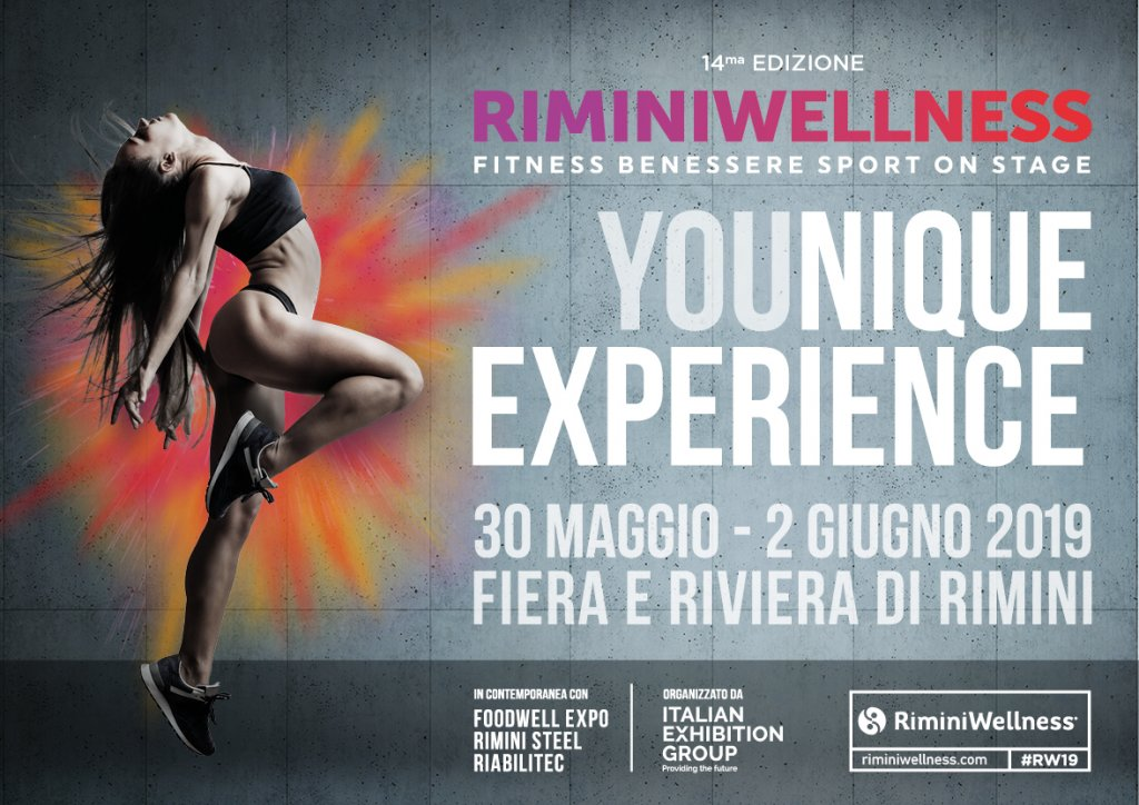 Fiera del Wellness a Rimini 2020